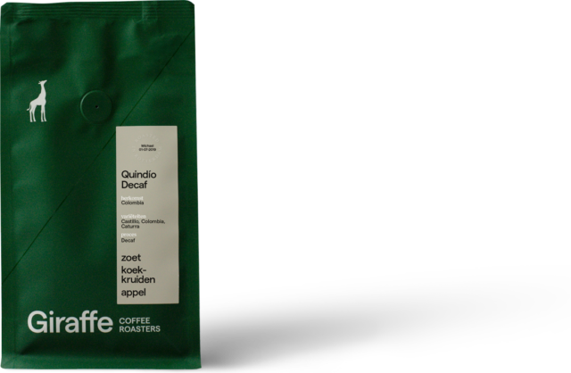 Image for Colombia – Quindío Decaf